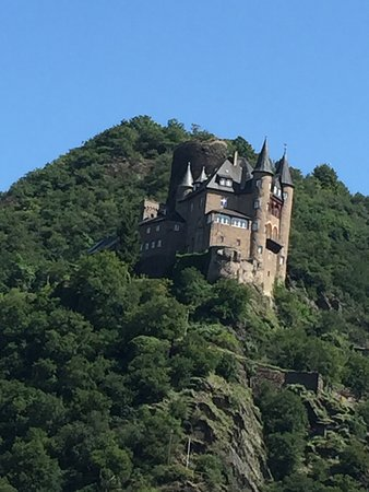 Viking Hlin: Scenic cruise on the Middle Rhine