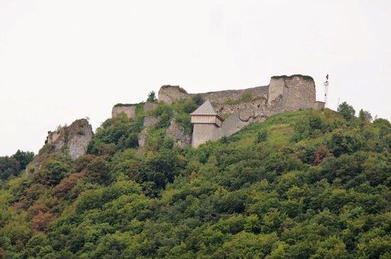 L'antico borgo di Ostrovica