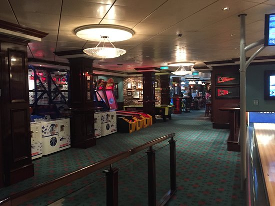 Norwegian Breakaway: Video Arcade
