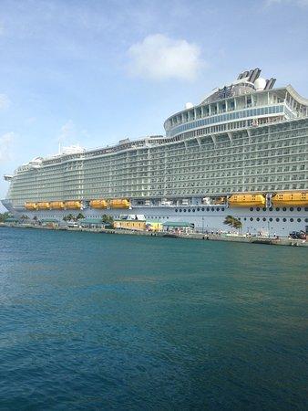 Harmony of the Seas: Bahamas