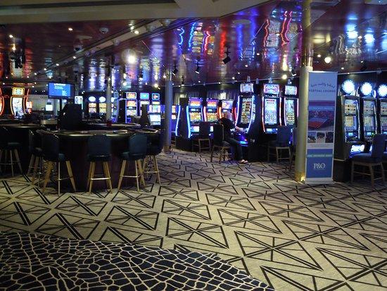 Pacific Eden: Casino