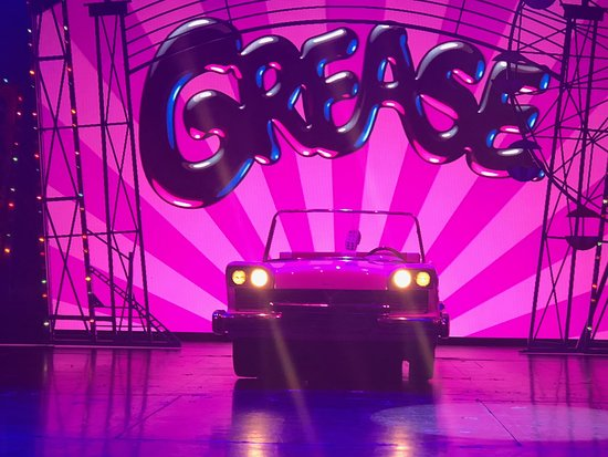 Harmony of the Seas: Grease is the word
