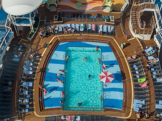 Anthem of the Seas: View from the Northstar