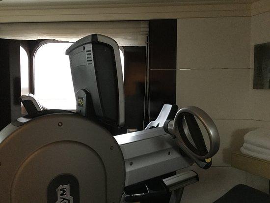 Riviera: Gym - Vista Suite
