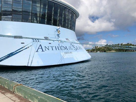 Anthem of the Seas: Nassau Bahamas
