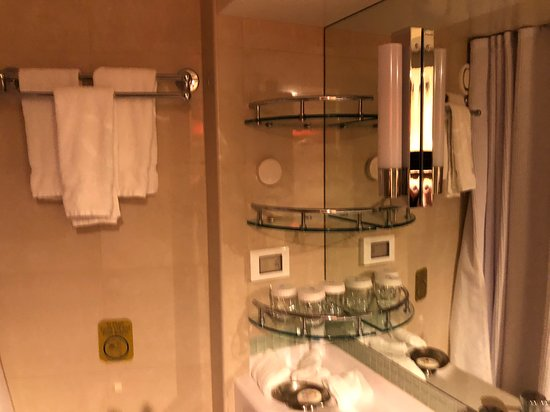 Regal Princess: Bathroom for A426