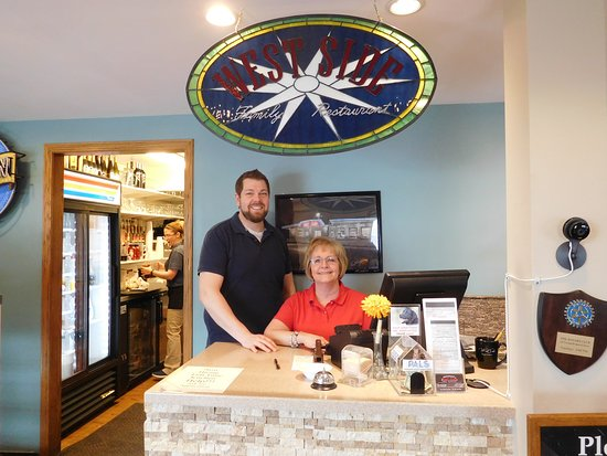 Westside, ไอโอวา: MEET THE OWNERS OF WEST SIDE RESTAURANT GRINNELL IOWA