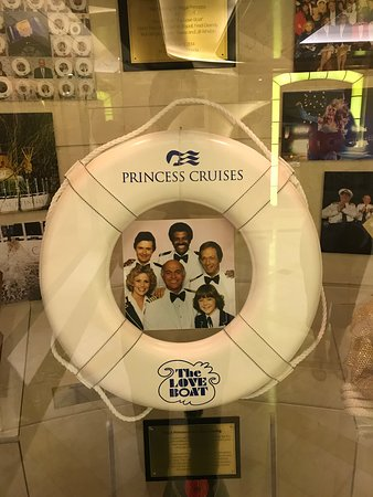 Regal Princess: the cast of the Love Boat TV show