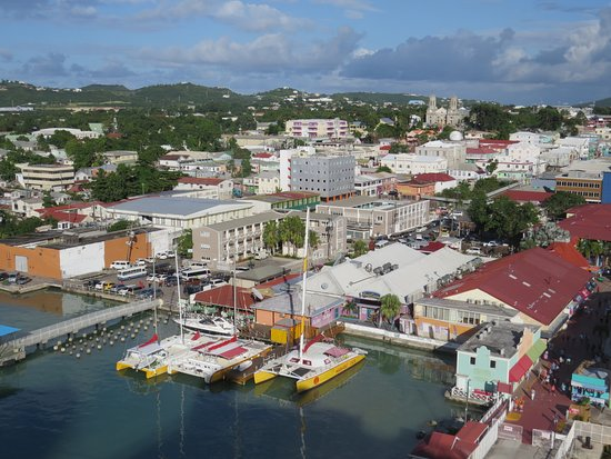 Celebrity Reflection: St Johns Antigua