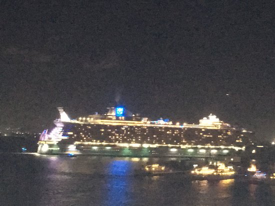 Anthem of the Seas: The beautiful ship!