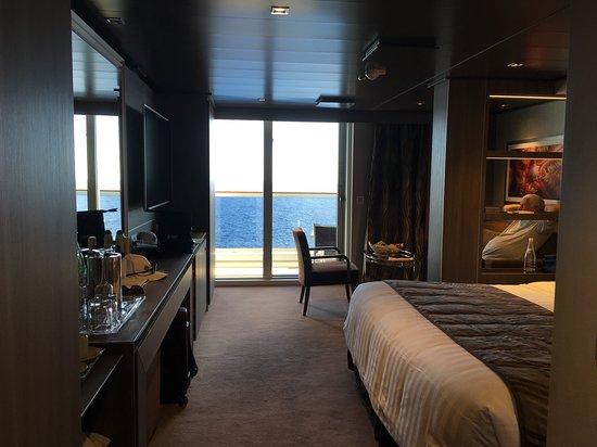 MSC Seaside: Yacht Club cabin