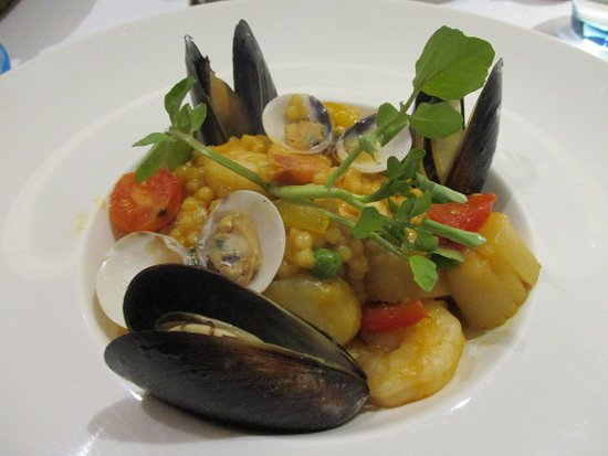 Viking Sky: The Italian restaurant at no surcharge is very good - lots of choices even