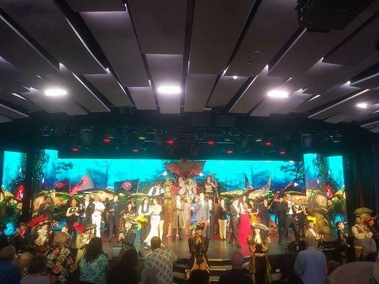 MSC Seaside: Finale !!! Show !