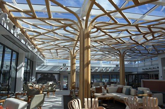 Viking Sky: The Tea Room - absolutely amazing room!