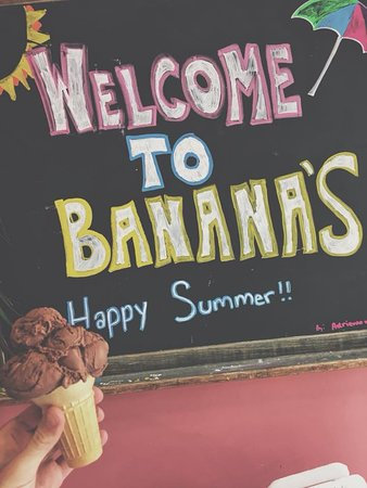 Welcome to Banana's!