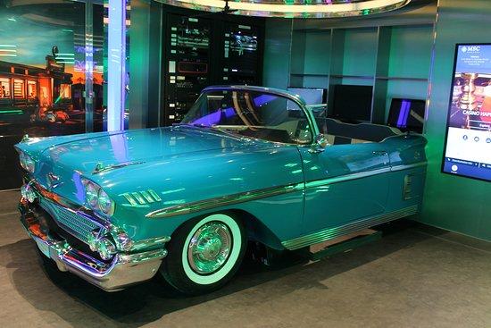 MSC Seaside: Garage Bar Impala
