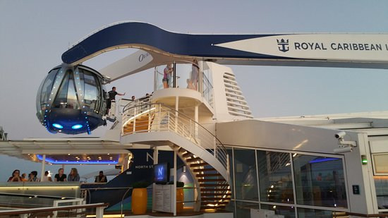 Ovation of the Seas: Northstar