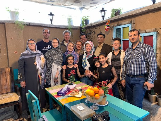 Iranian hospitality at its best