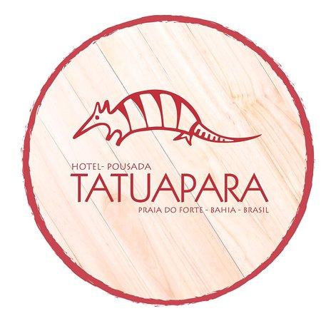 Logo marca da Pousada Tatuapara