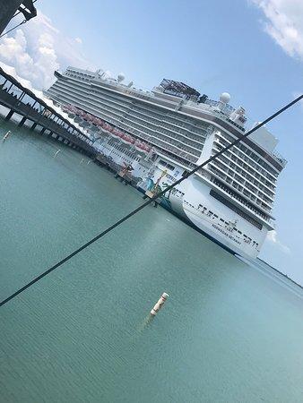 Norwegian Getaway: The cruise