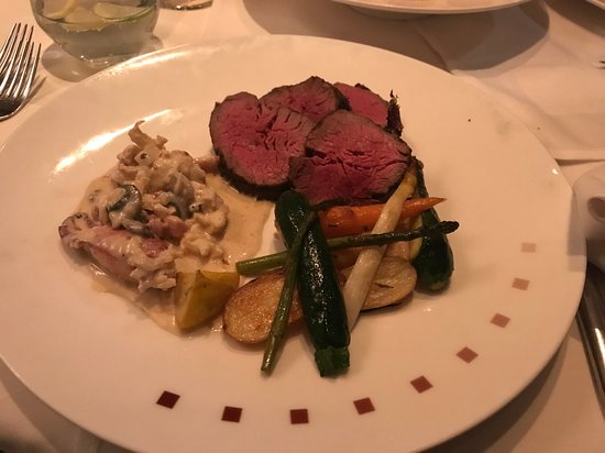 Celebrity Reflection: Dinner at Murano