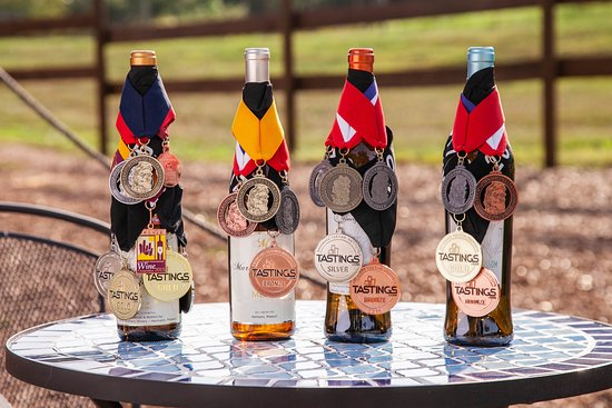 Award winning lineup including 2017 Best Traditional Mead