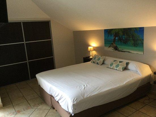 Hotel Les Creoles: chambre