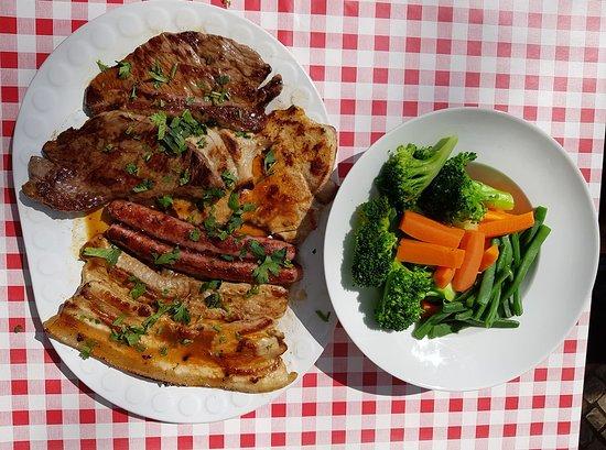 Restaurante Cais 16: Carne