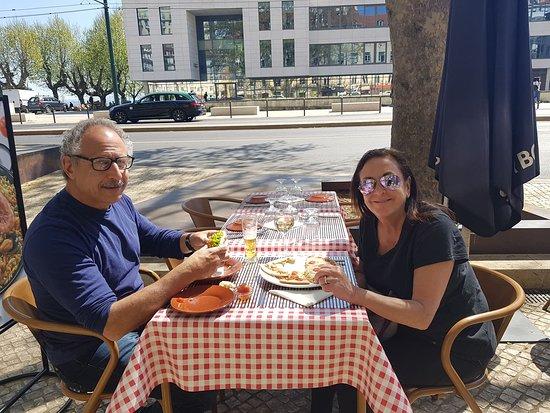 Restaurante Cais 16: Good food Good people