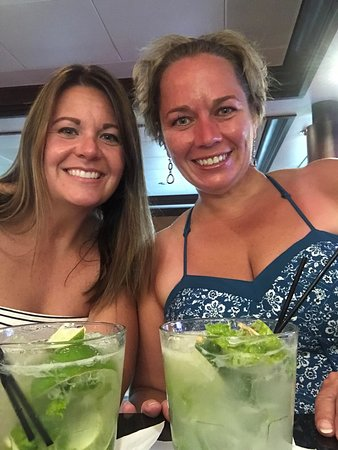Empress of the Seas: Night out in Havana must start with a mojito!