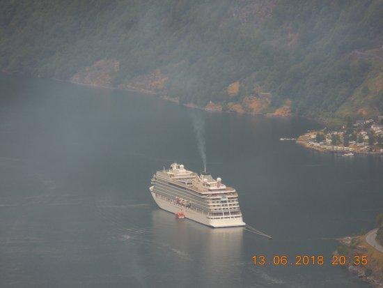 Viking Sea: Our ship