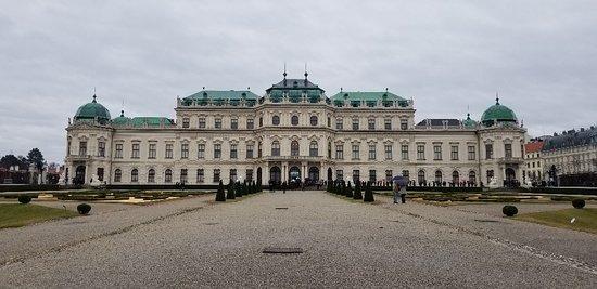 Back of Palace.