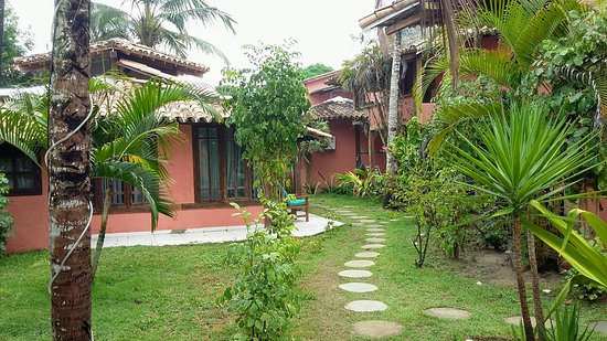 Arraial Praia Hotel Pousada: Bonito com ressalvas... nao encanta!