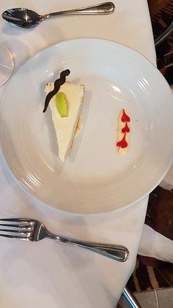 Empress of the Seas: key lime pie. was good