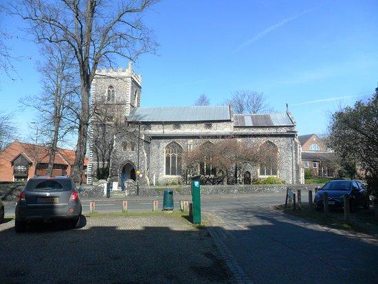 St Martin-at-Palace