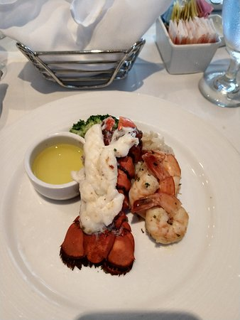 Carnival Breeze: Lobster Night - I only ate 2 of them