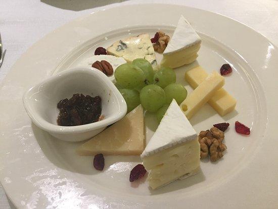 Viking Orion: Dessert in The Restaurant