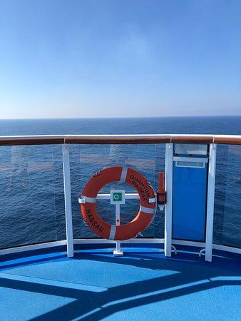 Quantum of the Seas at sea