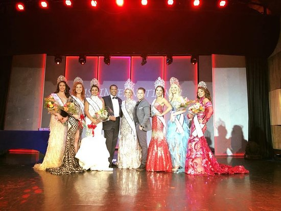 Grand Classica: This is the 2018 Ms. International World Pageant that was held on the Baham