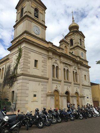 Bage: Fachada da Catedral