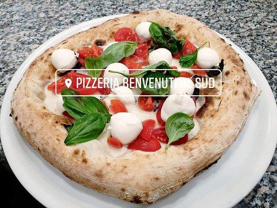 Pizza Bufalina e SCIUÈ SCIUÈ