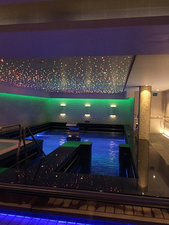 Norwegian Escape: Hydrotherapy Pool