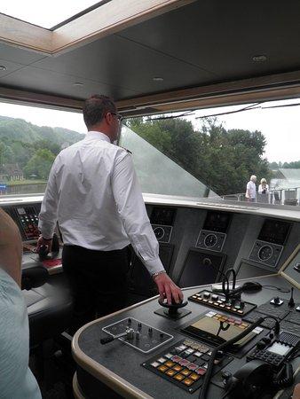 Viking Kadlin: The View From the Bridge -- Capt. Neyt