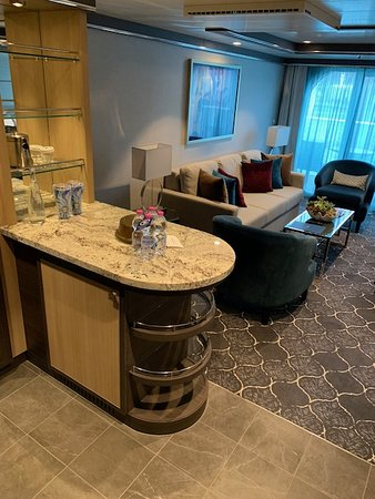 Symphony of the Seas: Cabin Grand Suite 1 bedroom