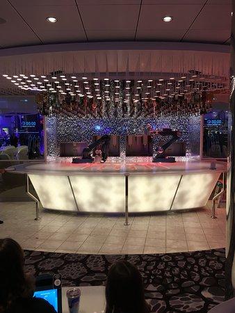 Bionic Bar - Harmony of the Seas