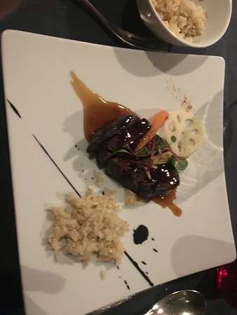 Riviera: Filet in Red Ginger