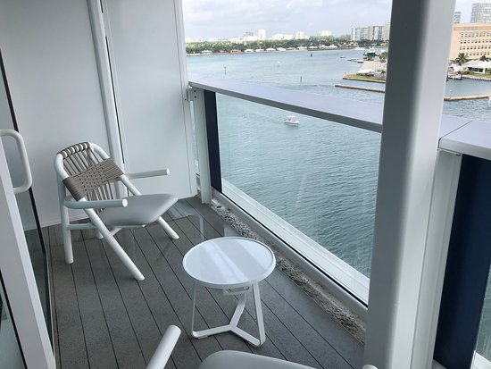 Celebrity Edge: Sky Suite veranda