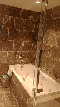 Anthem of the Seas: Suite 12634 Bath/Shower