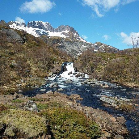 A i Lofoten, Norway: A