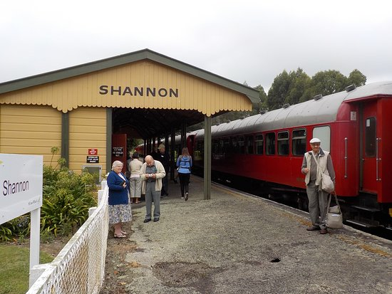 Shannon Railway Station Museum and Visitor Centre